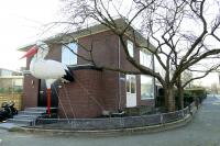photo: house/residence of arrogant attractive eccentric  0.6 million earning Amsterdam, The Netherlands-resident
