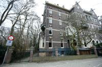 Glennis Grace house in Amsterdam
