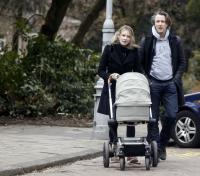 Daan Schuurmans with Wife