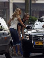 photo of Nicolette van Dam Audi - car